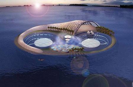 Dubai Hydropolis