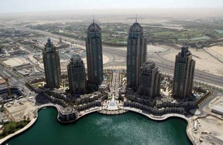 Puerto deportivo de Dubai