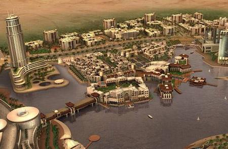 Ciudad vieja de Dubai