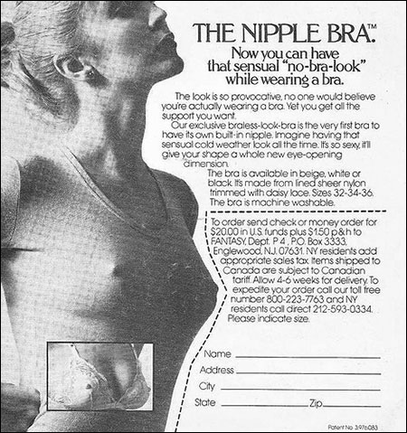 The Nipple Bra